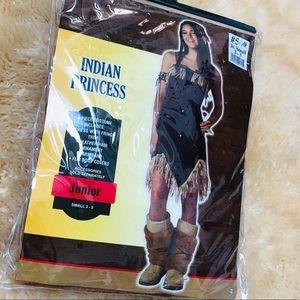 POCAHONTAS PRINCESS 👸🏻 WOMEN'S HALLOWEEN COSTUME